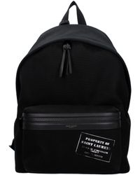 Saint Laurent - Backpack And Bumbags Men Black - Lyst