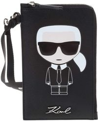 Karl Lagerfeld K / Ikonik Support By Phone