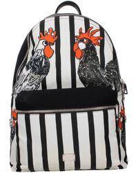 Dolce & Gabbana - Backpack And Bumbags Men White - Lyst
