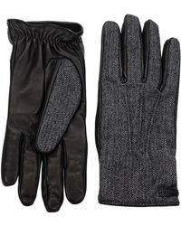 Prada - Gloves Women Black - Lyst
