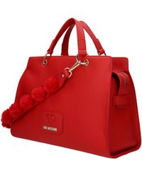 Love Moschino - Handbags Women Red - Lyst