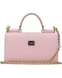 Dolce & Gabbana - Smartphone Cover Women Pink - Lyst
