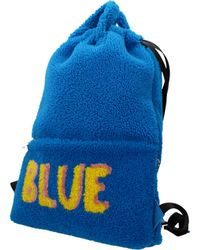 Fendi - Backpacks And Bumbags Unisex Blue - Lyst