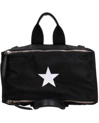 Givenchy Handbags Pandora Men Black