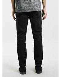 LAC - Ltd Bk Slim Tapered Jeans - Lyst
