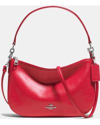 COACH | Chelsea Crossbody In Smooth Calf Leather | Lyst