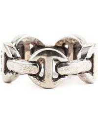 Hoorsenbuhs - Classic Tri-link Ring - Lyst