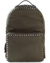 Valentino 'Rockstud' Backpack - Lyst