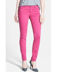Kut From The Kloth  'Diana' Colored Stretch Skinny Jeans - Lyst