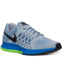 Nike Mens Zoom Pegasus 31 Running Sneakers From Finish Line - Lyst