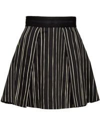 Alice + Olivia Libby A-Line Skirt - Lyst