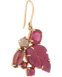 Sharon Khazzam - Women's Multi-gemstone Norma Earring - Lyst