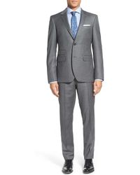 Strong Suit - 'claymore' Trim Fit Wool Suit - Lyst