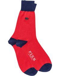 Thomas Pink - Car Socks - Lyst