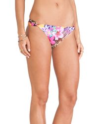 Nanette Lepore Vamp Bikini Bottom - Lyst