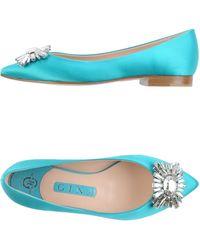 Gina - Ballet Flats - Lyst