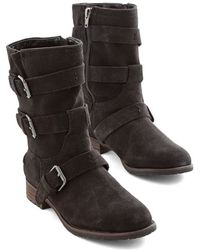 Dv By Dolce Vita The Buckle Starts Here Boot - Lyst