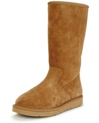 Ugg Summer Side Zip Knee Boots - Lyst