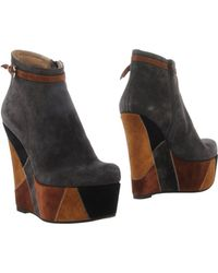 Gianni Marra Ankle Boots - Lyst