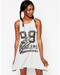 The Laundry Room | 99 Problems Shirt Dress | Lyst