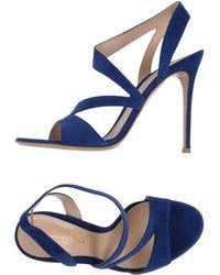 Gianvito Rossi Sandals - Lyst