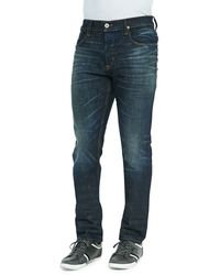 Hudson Sartor Nomad Straight-leg Jeans - Lyst