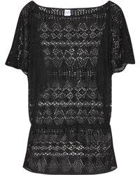 Ralph Lauren - Oasis Crochetknit Coverup - Lyst