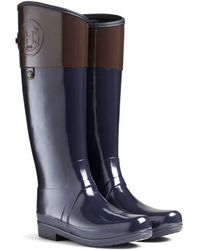 Hunter Sandhurst Carlyle Riding Boots - Lyst