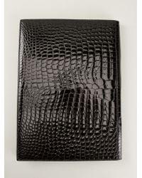 Hermes Crocodile Leather Notepad - Lyst