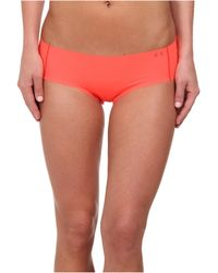 Under Armour Pure Stretch Hipster - Lyst