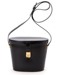 Gucci Black Crossbody Bag - Lyst