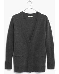 Madewell Favorite Cardigan - Lyst