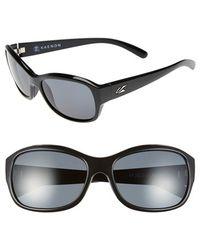 Kaenon - 'maya' 58mm Polarized Sunglasses - Lyst