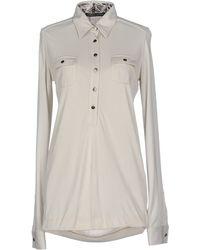 Roberta Scarpa - Polo Shirt - Lyst