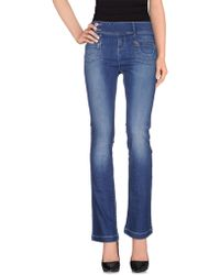 B.Young | Denim Trousers | Lyst