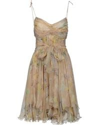D&G Knee-length Dress - Lyst