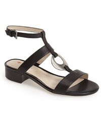 Blondo - 'pearl' Ankle Strap Sandal - Lyst