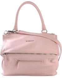 Givenchy Medium 'Pandora' Tote pink - Lyst