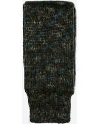 Zara Coloured Knit Muffler - Lyst