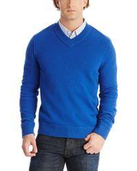 BOSS Orange Kaamillo | Virgin Wool V-Neck Sweater - Lyst