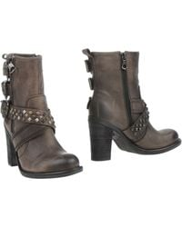 Replay Ankle Boots - Lyst
