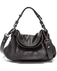 hayden-harnett - 'mini Havana 2.0' Leather Hobo - Lyst
