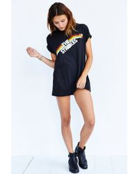 Urban Outfitters The Strokes Boyfriend Tee - Lyst
