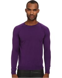 Costume National Knit Sweater - Lyst