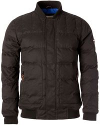 Tommy Hilfiger Highland Down Bomber - Lyst
