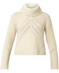 Rag & Bone Cece Rollneck Sweater - Lyst