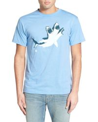Ames Bros - . 'jawzzz' Graphic T-shirt - Lyst