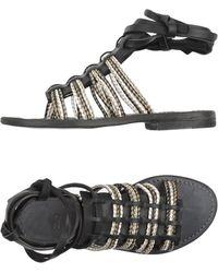 Hache - Sandals - Lyst