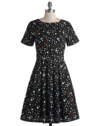 ModCloth Staple Of Your Style Dress - Lyst