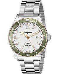 Ferragamo watches - Lyst